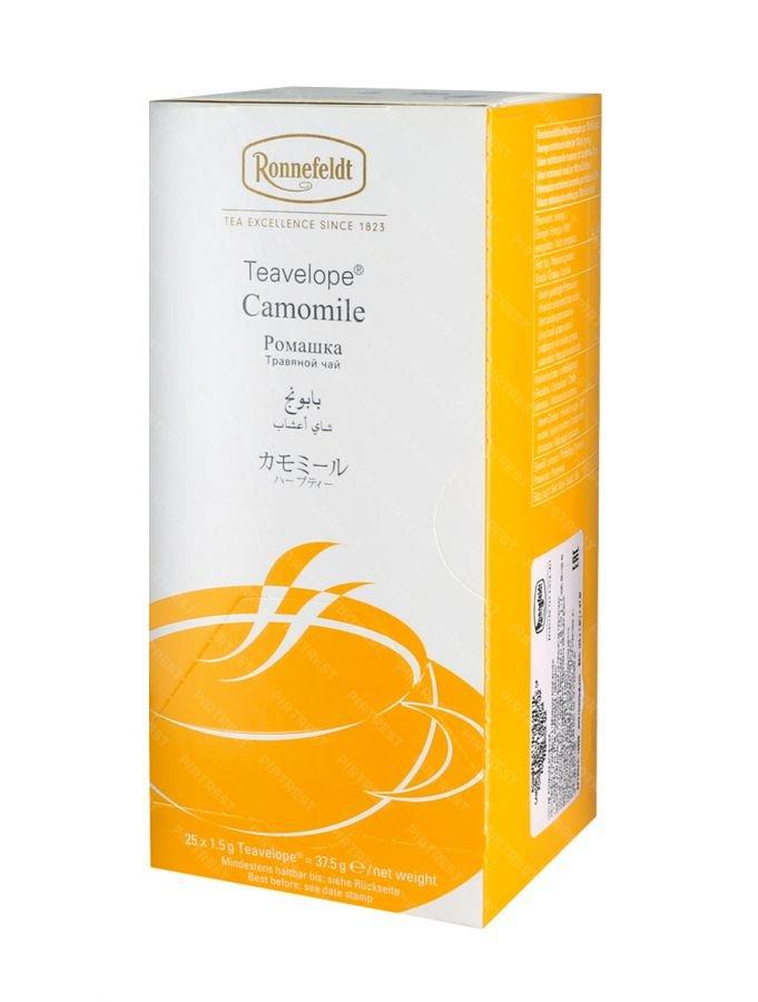 ромашка аптечная чай в пакетиках польза