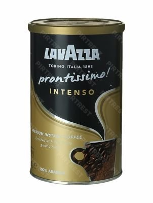 Кофе Lavazza Prontissimo Intenso  растворимый 95 г. ж. б.