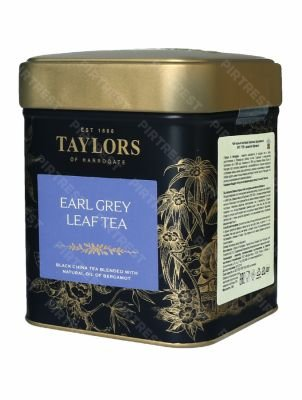 Чай Taylors of Harrogate Earl Grey (Эрл Грей) 125 г.