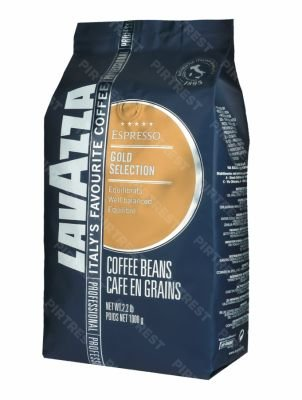 Кофе Lavazza Gold Selection  в зернах 1 кг.