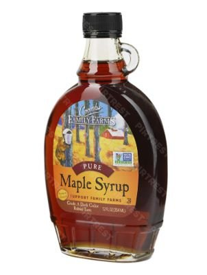 Сироп Coombs кленовый Maple Syrup 354 мл