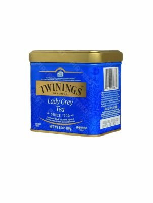 Чай Twinings Lady Grey черный 100 г.