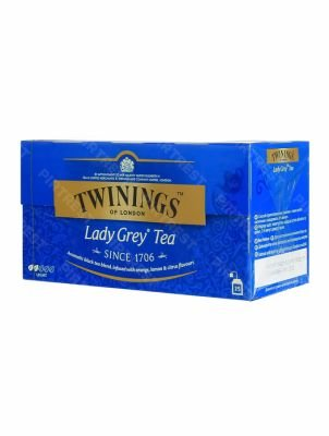 Чай Twinings Lady Grey  25 пак. x 2 г.