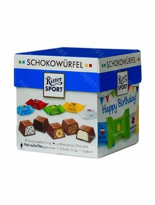 Шоколад Ritter Sport Happy Birthday 176 г.